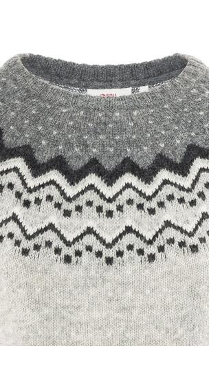 Fjällräven Övik Knit Sweater Women Grey
